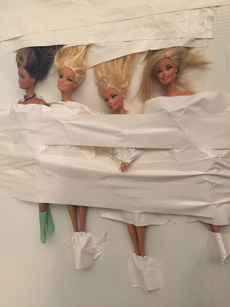 barbies on the wall 768x1024